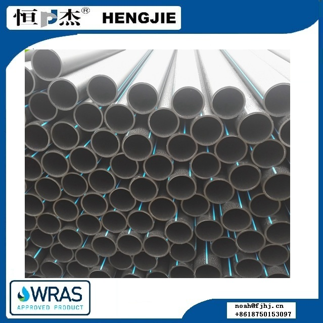 HDPE Pipe PE100 Pipe for Drinking Water Supply EN12201 Standard