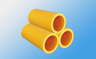 High pressure resistant polyamide PA12 pipe for gas